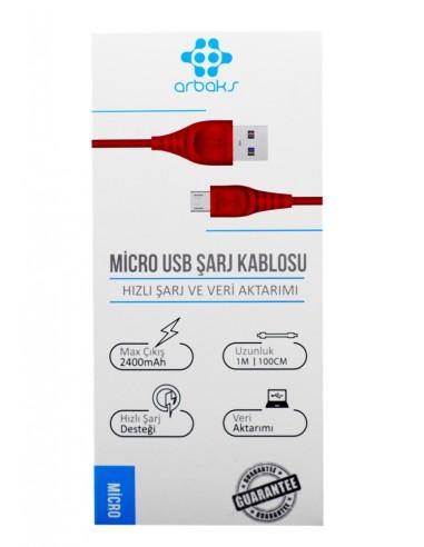 Arbaks ARB-043 Micro Hızlı Şarj &...