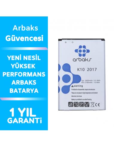 Arbaks LG K10 2017 Batarya BL-46G1F