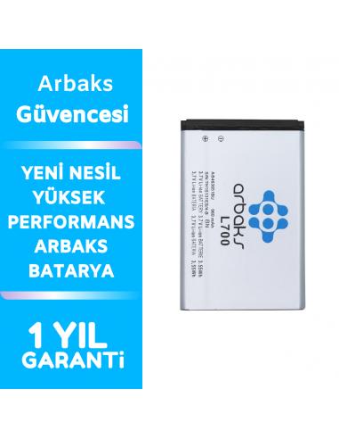 Arbaks Samsung L700 Batarya AB463651BU