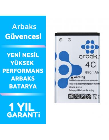 Arbaks Nokia BL-4C Batarya