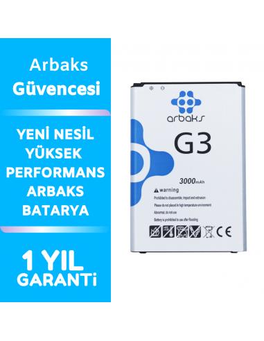 Arbaks LG G3 Batarya BL-53YH
