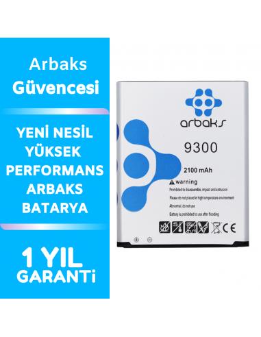 Arbaks Samsung Galaxy S3 Batarya...