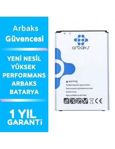 Arbaks Samsung Note 2 Batarya N7100