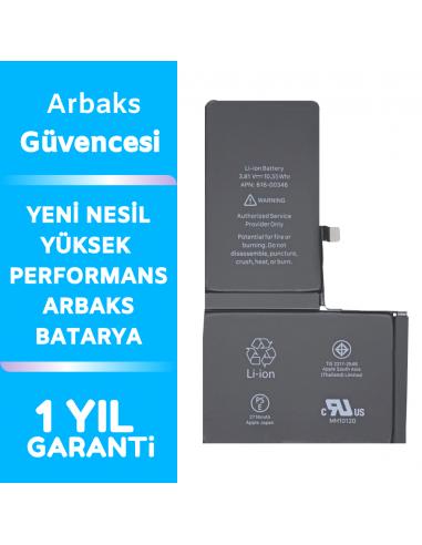 Arbaks iPhone X Batarya Orijinal mAh