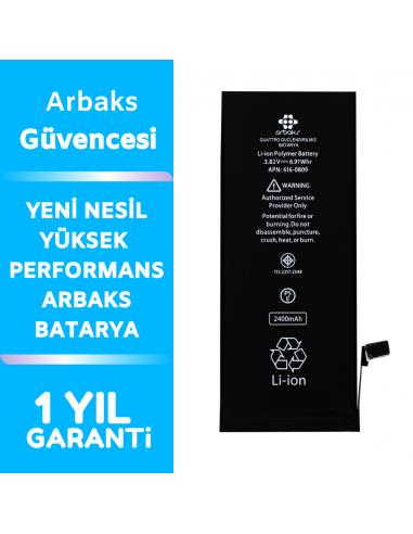 Arbaks iPhone 6GS Batarya...