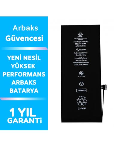 Arbaks iPhone 8 Plus Batarya...